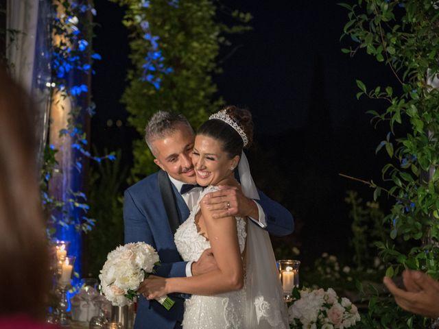 Il matrimonio di Marco e Lida a Montespertoli, Firenze 97