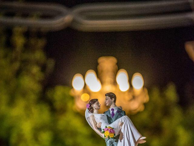 Il matrimonio di Marco e Lida a Montespertoli, Firenze 99