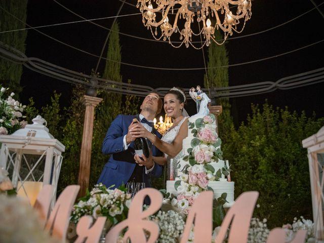 Il matrimonio di Marco e Lida a Montespertoli, Firenze 103