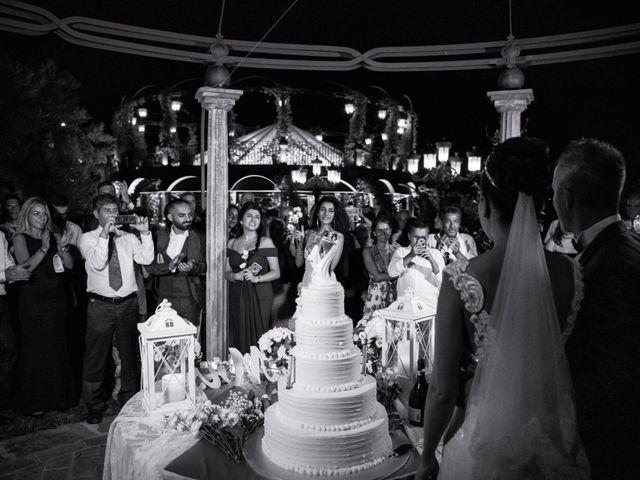Il matrimonio di Marco e Lida a Montespertoli, Firenze 105