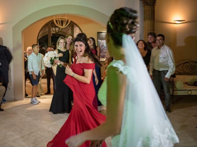 Il matrimonio di Marco e Lida a Montespertoli, Firenze 114