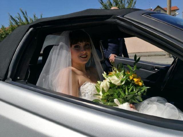 Il matrimonio di Denis e Sara a Fontaneto d'Agogna, Novara 1