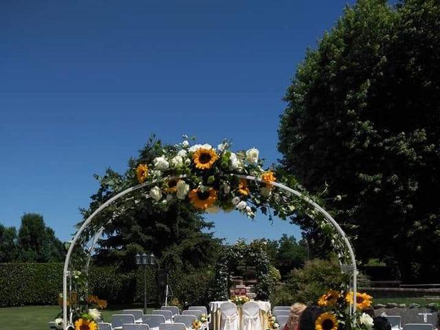Il matrimonio di Denis e Sara a Fontaneto d'Agogna, Novara 4