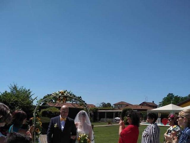 Il matrimonio di Denis e Sara a Fontaneto d'Agogna, Novara 5
