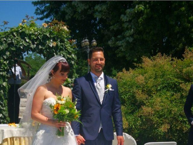 Il matrimonio di Denis e Sara a Fontaneto d'Agogna, Novara 6