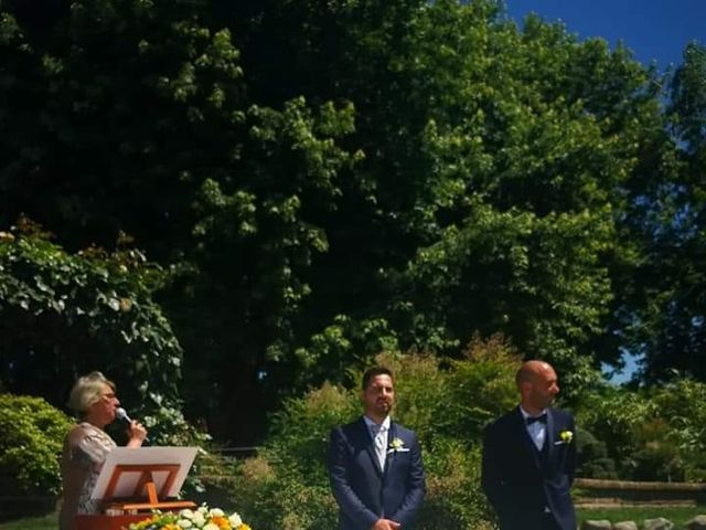 Il matrimonio di Denis e Sara a Fontaneto d'Agogna, Novara 7