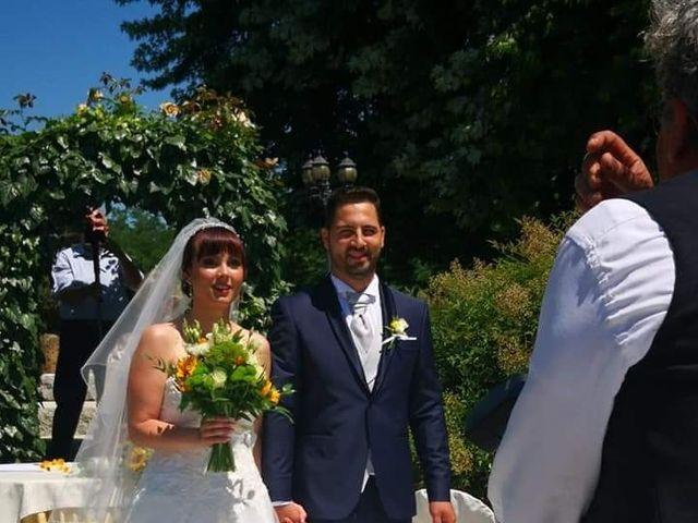 Il matrimonio di Denis e Sara a Fontaneto d'Agogna, Novara 12