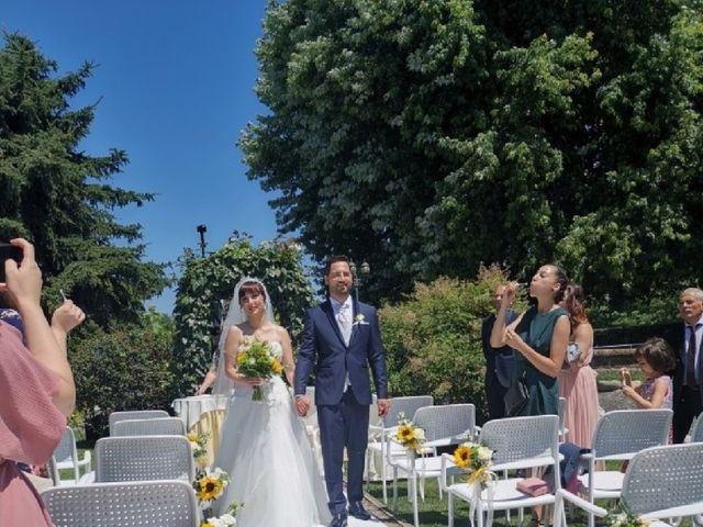 Il matrimonio di Denis e Sara a Fontaneto d'Agogna, Novara 16