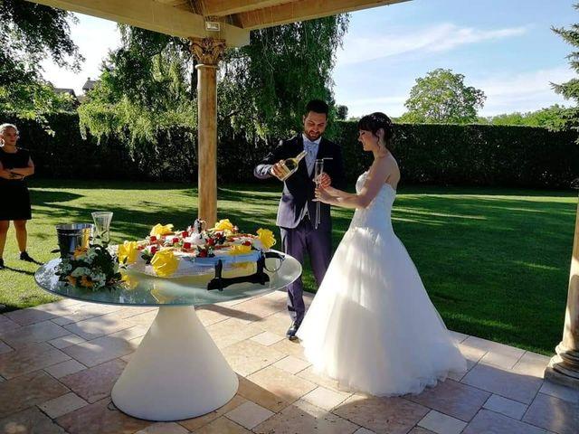 Il matrimonio di Denis e Sara a Fontaneto d'Agogna, Novara 17