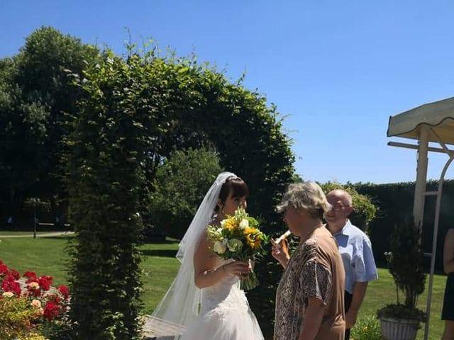 Il matrimonio di Denis e Sara a Fontaneto d'Agogna, Novara 18