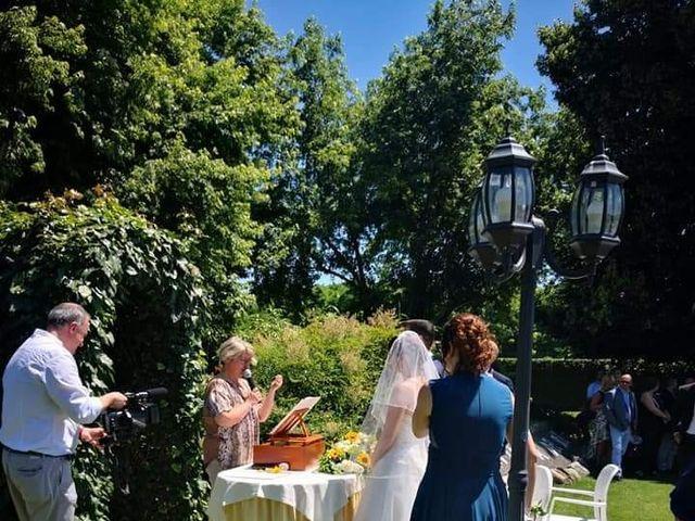 Il matrimonio di Denis e Sara a Fontaneto d'Agogna, Novara 19