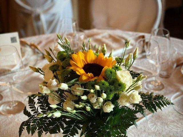 Il matrimonio di Denis e Sara a Fontaneto d'Agogna, Novara 21