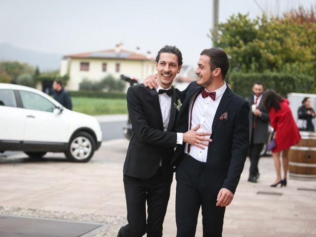 Il matrimonio di Luca e Simonetta a Marostica, Vicenza 14