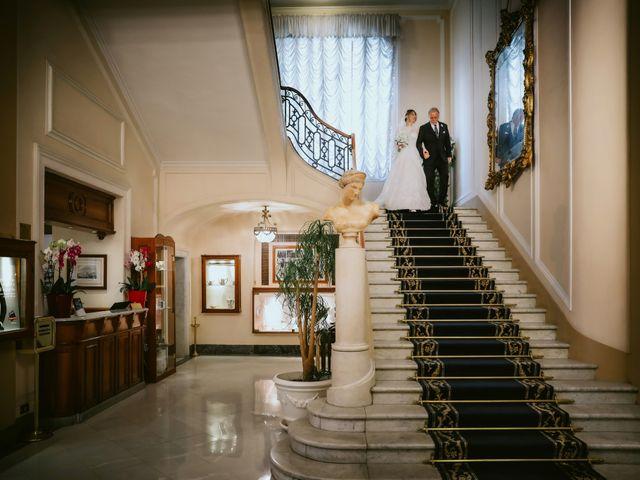 Il matrimonio di Antonio e Rossella a Castellammare di Stabia, Napoli 36