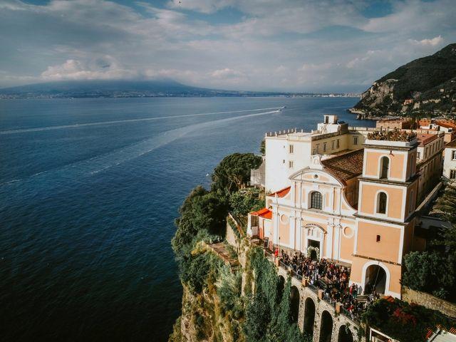 Il matrimonio di Antonio e Rossella a Castellammare di Stabia, Napoli 39