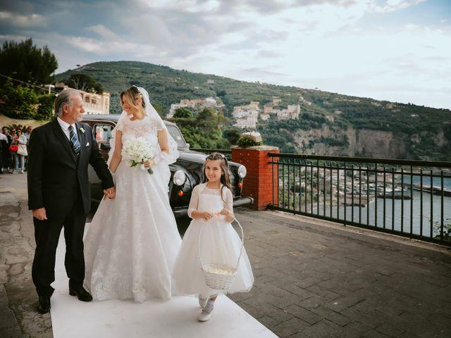 Il matrimonio di Antonio e Rossella a Castellammare di Stabia, Napoli 44