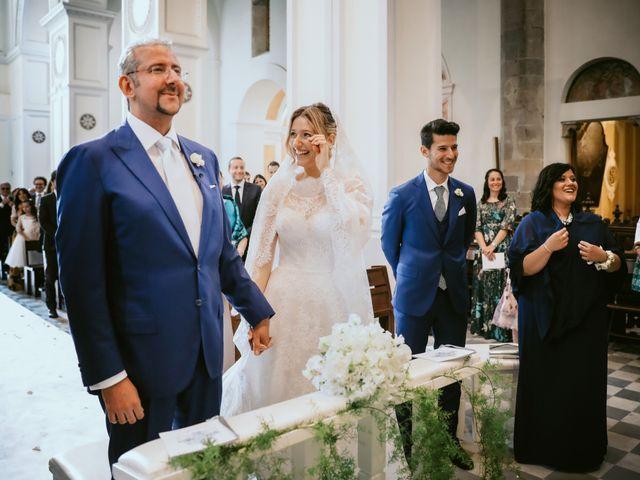 Il matrimonio di Antonio e Rossella a Castellammare di Stabia, Napoli 48