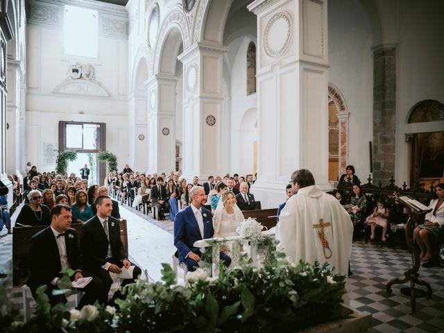 Il matrimonio di Antonio e Rossella a Castellammare di Stabia, Napoli 49