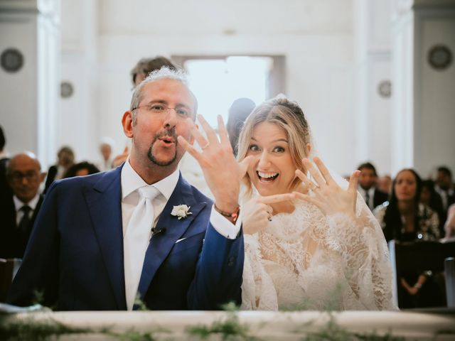 Il matrimonio di Antonio e Rossella a Castellammare di Stabia, Napoli 56
