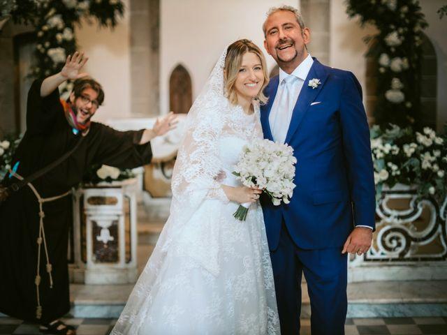 Il matrimonio di Antonio e Rossella a Castellammare di Stabia, Napoli 60