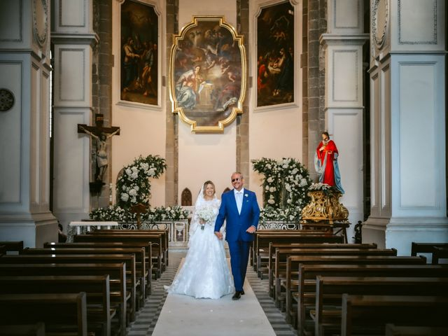 Il matrimonio di Antonio e Rossella a Castellammare di Stabia, Napoli 61