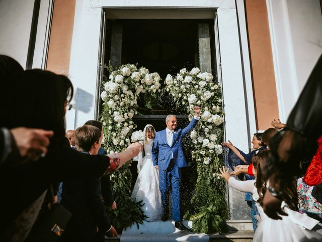 Il matrimonio di Antonio e Rossella a Castellammare di Stabia, Napoli 62