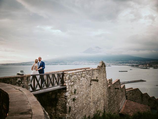 Il matrimonio di Antonio e Rossella a Castellammare di Stabia, Napoli 72