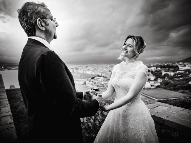 Il matrimonio di Antonio e Rossella a Castellammare di Stabia, Napoli 74
