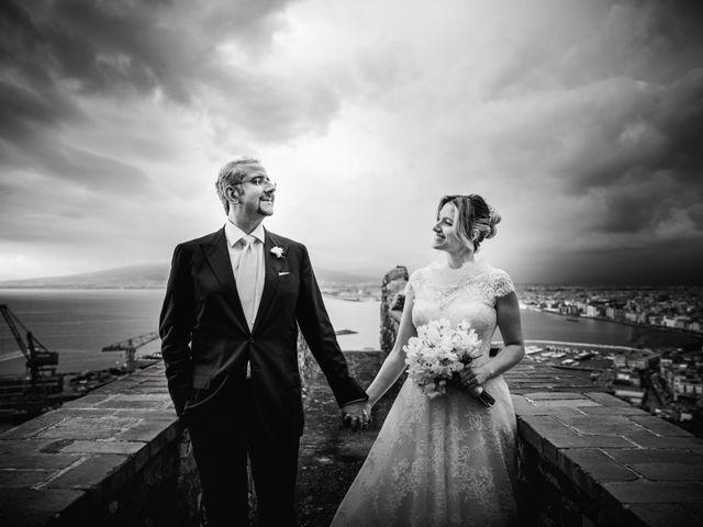 Il matrimonio di Antonio e Rossella a Castellammare di Stabia, Napoli 75