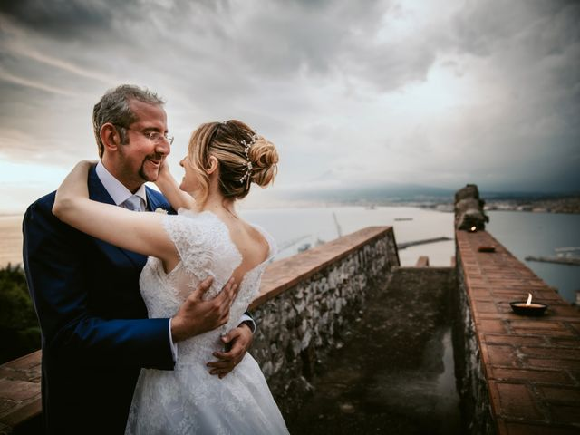 Il matrimonio di Antonio e Rossella a Castellammare di Stabia, Napoli 76