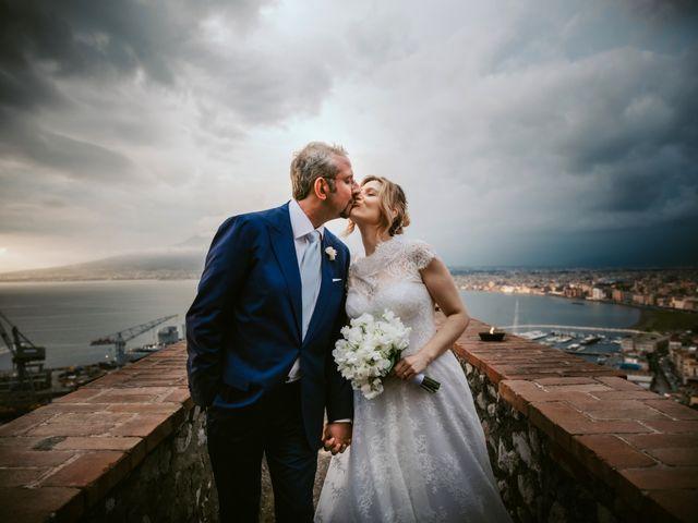 Il matrimonio di Antonio e Rossella a Castellammare di Stabia, Napoli 77