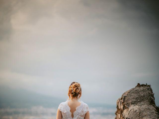 Il matrimonio di Antonio e Rossella a Castellammare di Stabia, Napoli 79