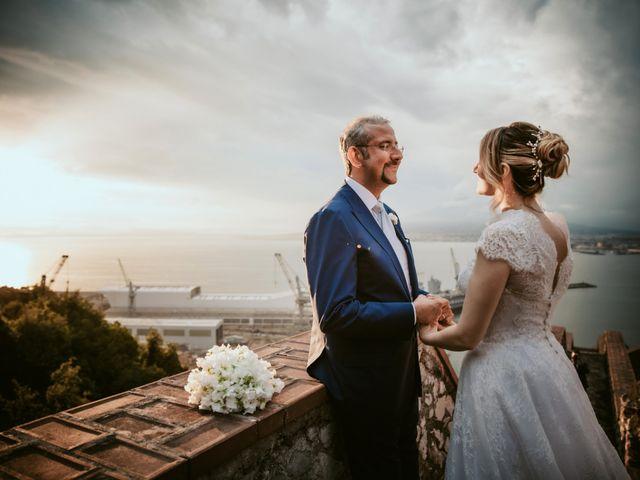 Il matrimonio di Antonio e Rossella a Castellammare di Stabia, Napoli 80