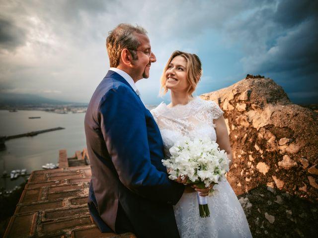 Il matrimonio di Antonio e Rossella a Castellammare di Stabia, Napoli 81
