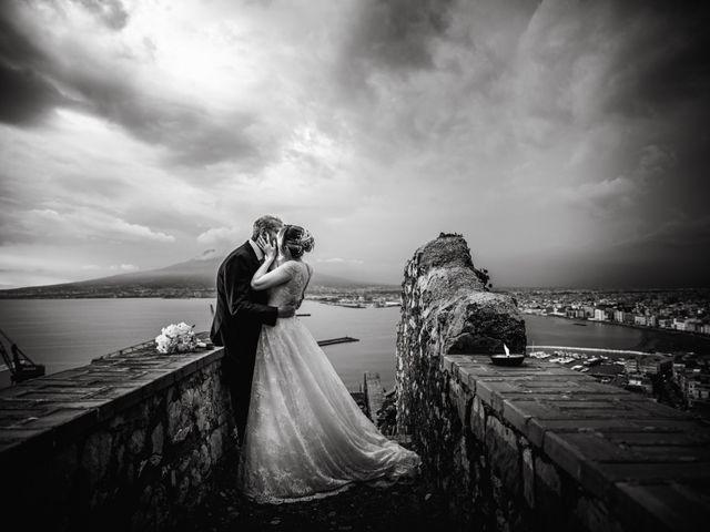 Il matrimonio di Antonio e Rossella a Castellammare di Stabia, Napoli 82