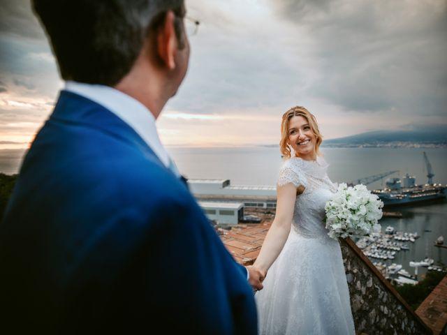 Il matrimonio di Antonio e Rossella a Castellammare di Stabia, Napoli 84
