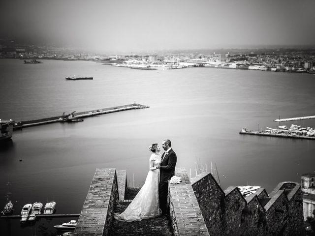 Il matrimonio di Antonio e Rossella a Castellammare di Stabia, Napoli 86