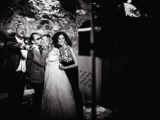 Il matrimonio di Antonio e Rossella a Castellammare di Stabia, Napoli 97