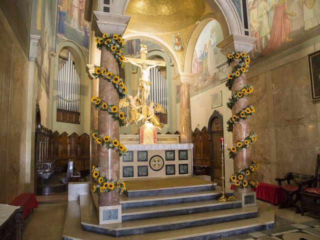 Il matrimonio di Simone e Maria a Rescaldina, Milano 5