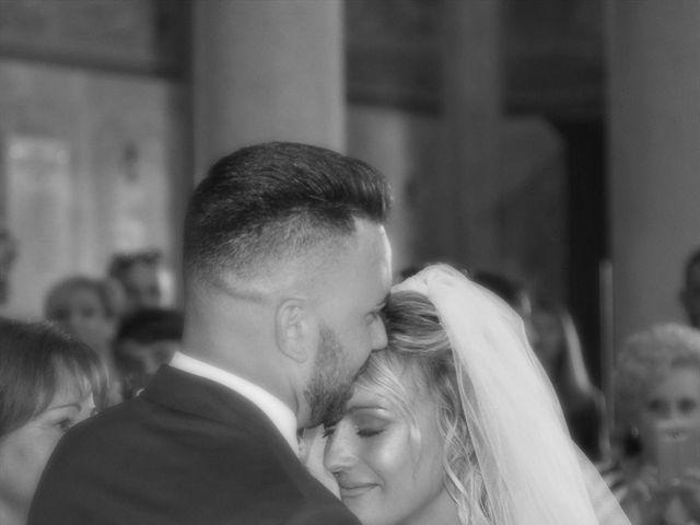 Il matrimonio di Simone e Maria a Rescaldina, Milano 7