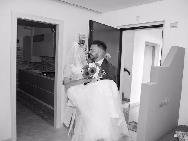 Il matrimonio di Simone e Maria a Rescaldina, Milano 14