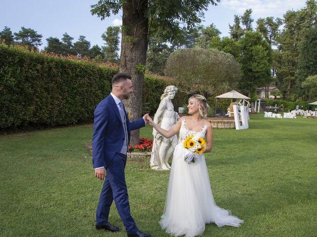 Il matrimonio di Simone e Maria a Rescaldina, Milano 21