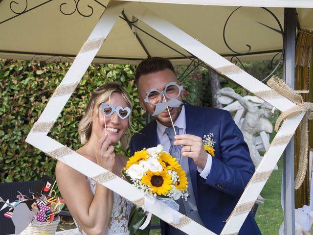 Il matrimonio di Simone e Maria a Rescaldina, Milano 24
