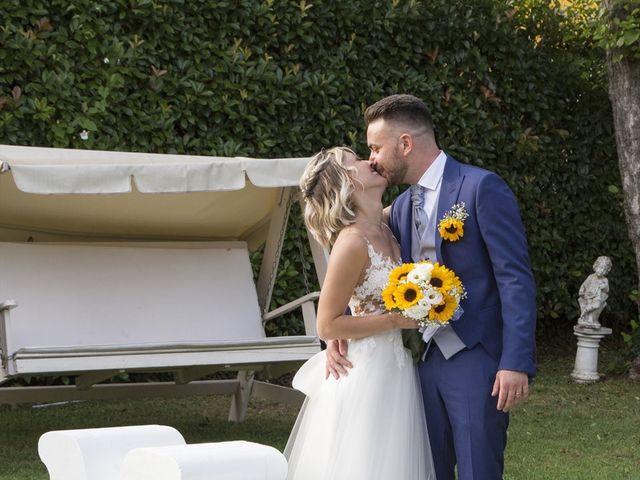 Il matrimonio di Simone e Maria a Rescaldina, Milano 27