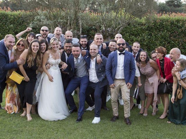 Il matrimonio di Simone e Maria a Rescaldina, Milano 34