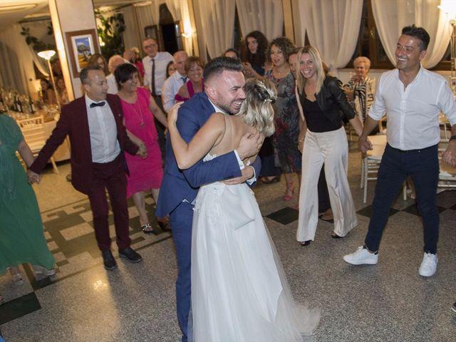 Il matrimonio di Simone e Maria a Rescaldina, Milano 36