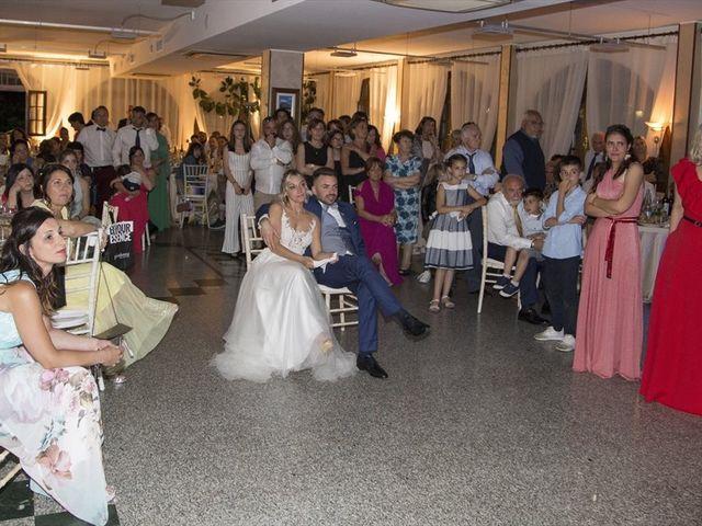 Il matrimonio di Simone e Maria a Rescaldina, Milano 37