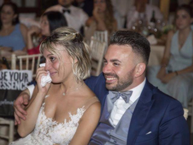 Il matrimonio di Simone e Maria a Rescaldina, Milano 38
