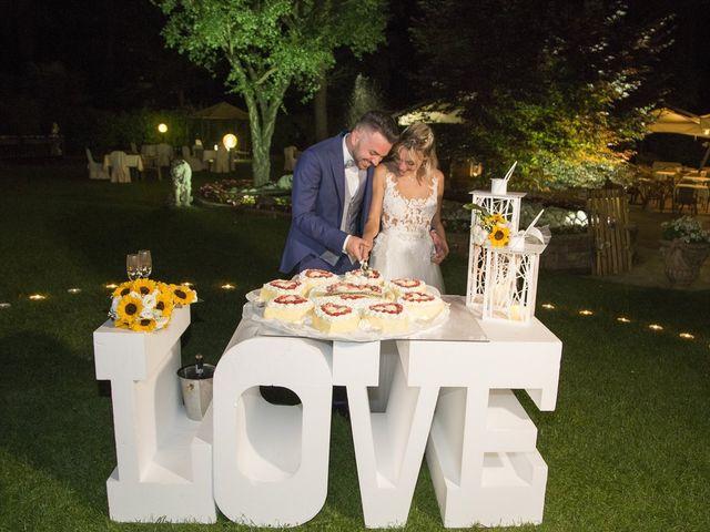 Il matrimonio di Simone e Maria a Rescaldina, Milano 39