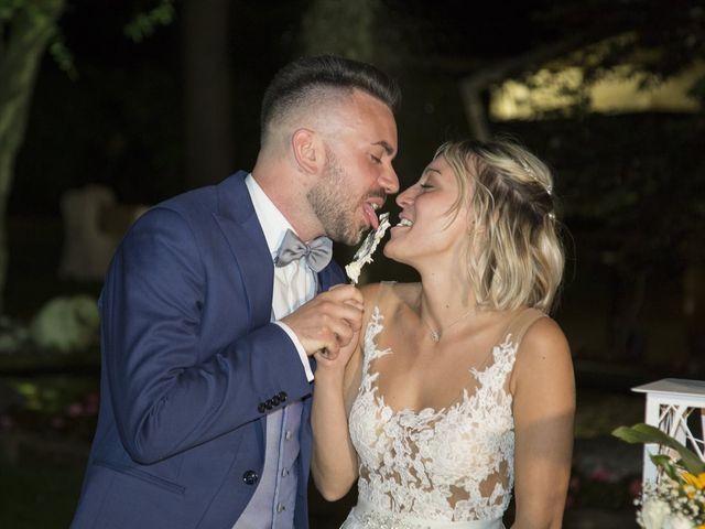 Il matrimonio di Simone e Maria a Rescaldina, Milano 40